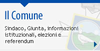 Il Comune (homepage)