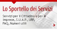 Sportello Servizi (homepage)