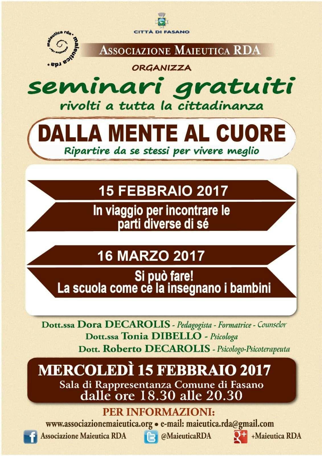 maieutica locandina 15.02.2017