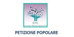 Fasano a sostegno di chi soffre di fibromialgia - petizione popolare