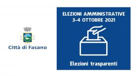 elezioni amministrative 2021 card